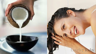 Manfaat Santan untuk Rambut dan kulit Kepala