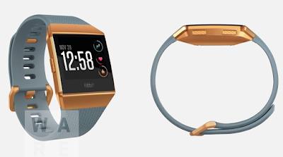 Ini Dia Desain Terbaru dari Smartwatch FitBit