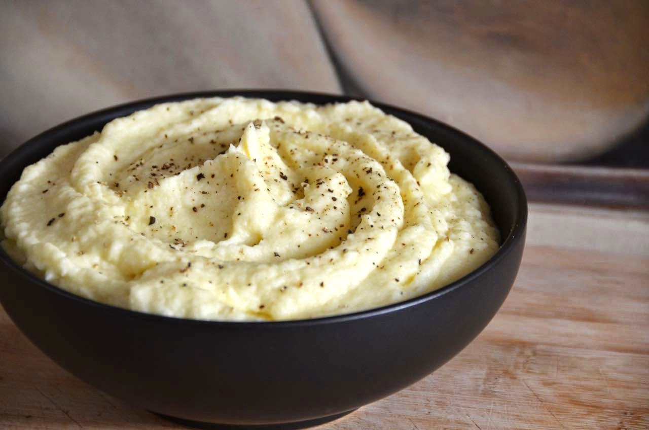 CELERIAC POTATO PUREE