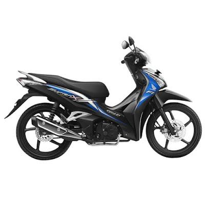 kelebihan dan kekurangan Honda Supra X 125 Helm In