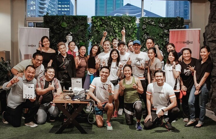 AfterShokz Trekz Headphones Launch in PH