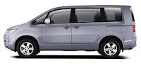 Mitsubishi Delica Warna Silver Atau Cool Silver Metallic