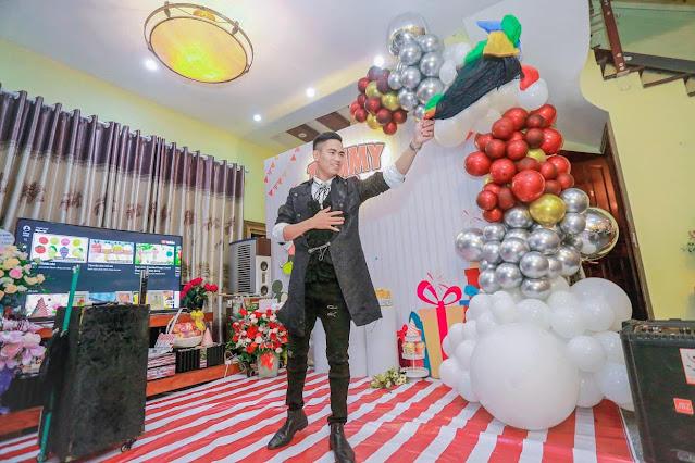 Thuê ảo thuật sinh nhật tại Hà Đông
