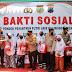 Bingkisan Untuk Santri dan Vaksinasi Warnai Baksos Alumni Akpol 1997 Batalyon Wira Pratama    dutametro