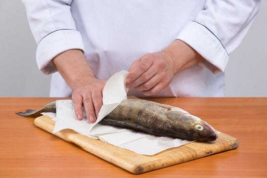 способ сохранения рыбы