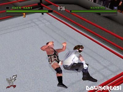 WWF Attitude PSX Game
