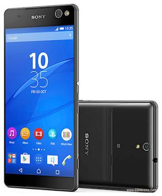 Harga dan Spesifikasi Sony Xperia C5 Ultra Terbaru