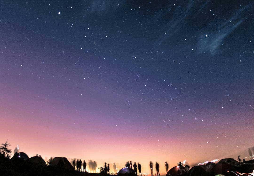 Milkyway Gunung Prau via @tentangmalamina