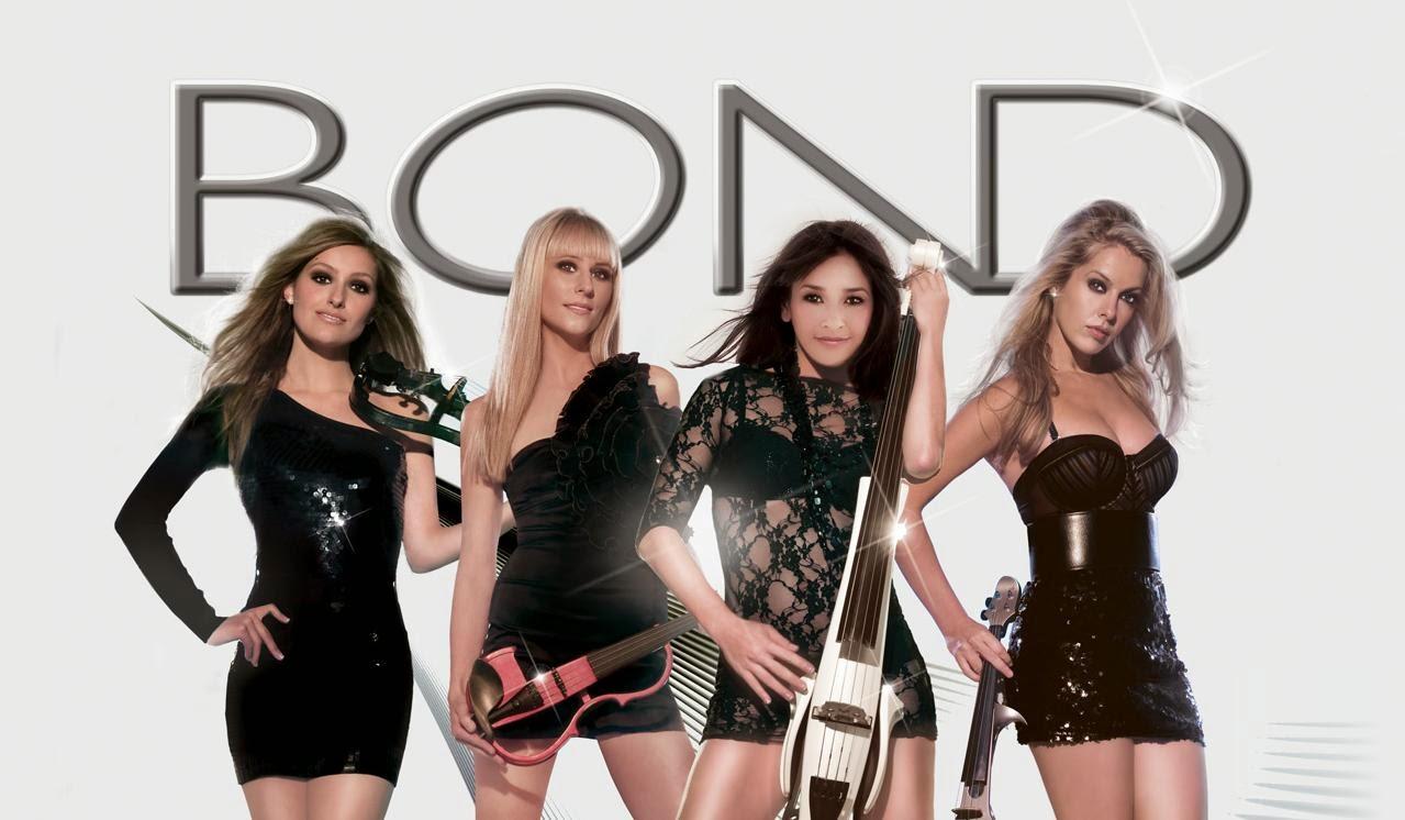 BOND - live