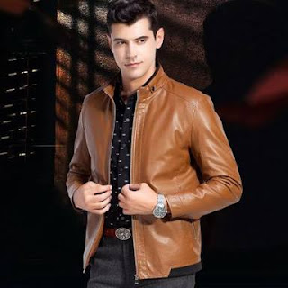 Gambar Model Jaket Kulit Executive