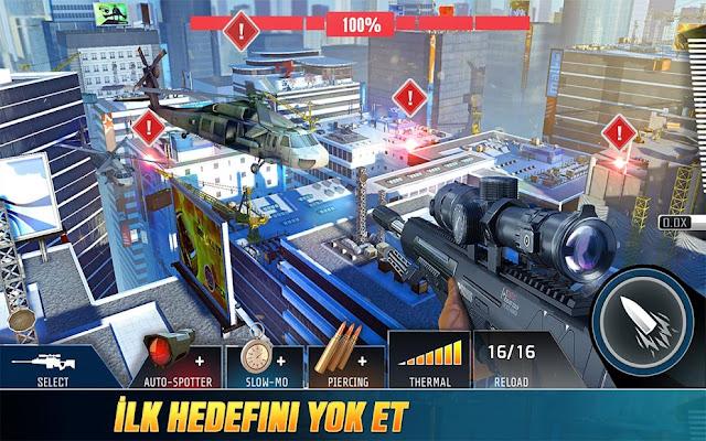 Kill Shot Bravo Hileli APK - Sınırsız Mermi Hileli APK