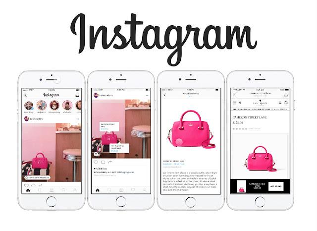Ilustrasi Penjualan Produk di Instagram, KLGadgetGuy