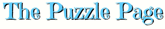 The Puzzle Page Banner  ©BionicBasil®
