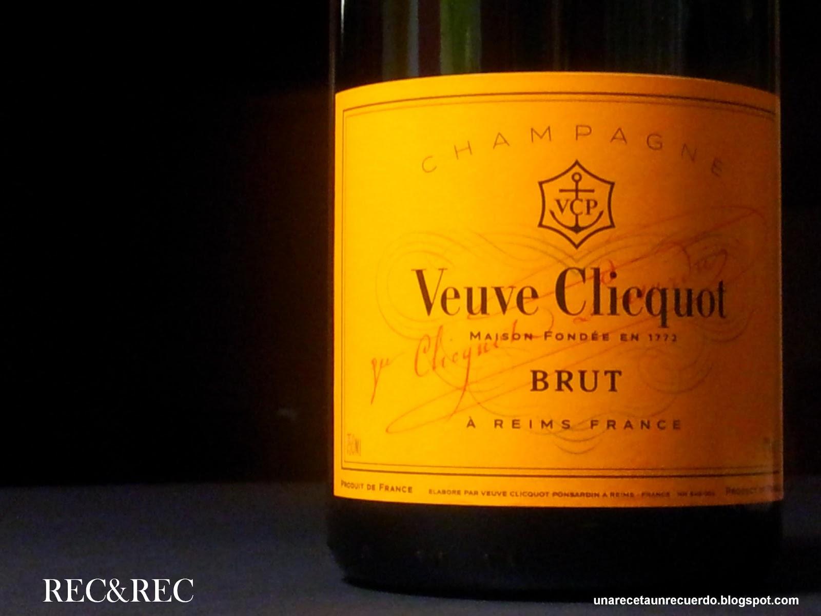 Champagne Veuve Clicquot Ponsardin Una Verdadera Joya