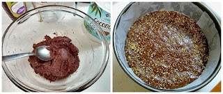 How to make Chocolate Hazelnut Pie Crust collage(Paleo, Gluten-Free, Keto,Refined Sugar-Free, Vegan).jpg