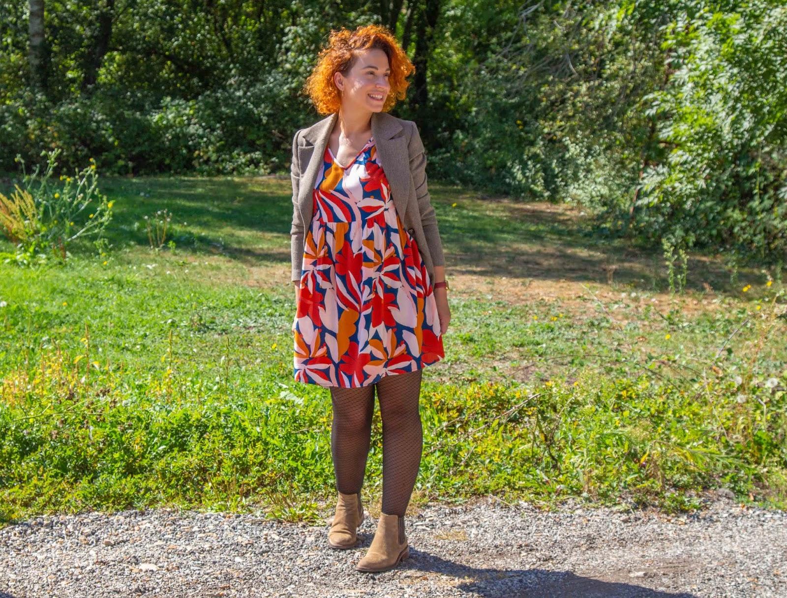 porter-sa-robe-d-ete-en-automne