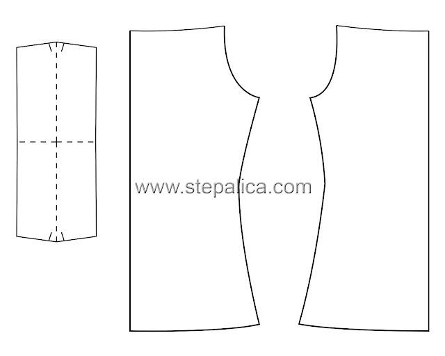 kako napraviti kroj za camac izrez