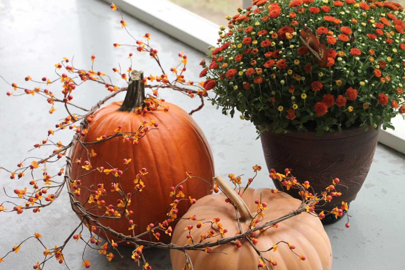 Fall Entertaining Ideas Part - 48: Today, Iu0027m Sharing Some Fall Entertaining Ideas. The Food And Decorating  Ideas Are From Several Fall Meetings Of My Garden Club.
