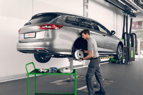Sistemas de travagem Bosch: move-nos a confiança