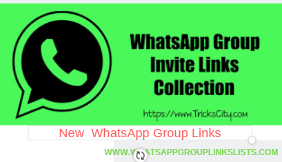 Join New WhatsApp Group Links List