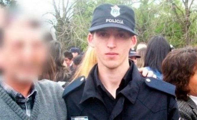 """Imputaron por """"lesiones gravísimas"""" al policía que le disparó a Chano Charpentier"""