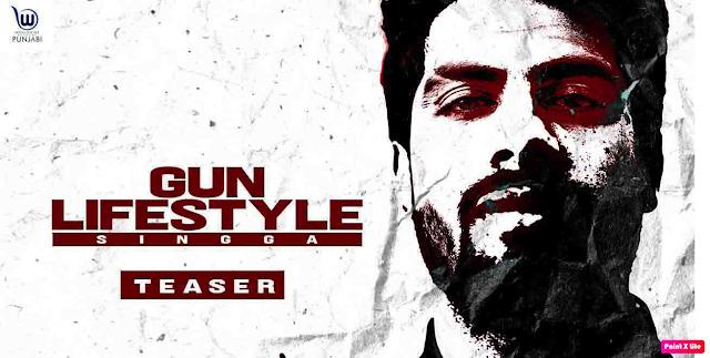 GUN LIFESTYLE Lyrics - SINGGA - The Lyrics House