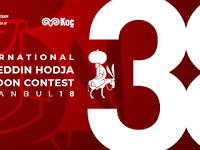 38th International Nasreddin Hodja Cartoon Contest 2018