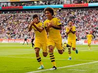 Axel Witsel: Futsal really helped my career in football