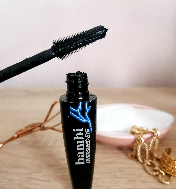 mascara Bambi Oversized Eye & les Liner Perfect Slim de L'Oréal