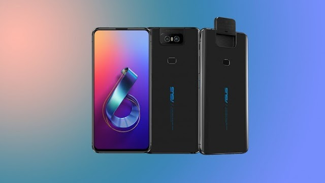 Discover the latest updates of the new phone ASUS Zenfone 6, Best Phones 2019