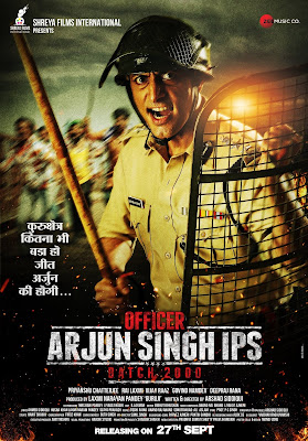 Officer Arjun Singh IPS Full Movie Download