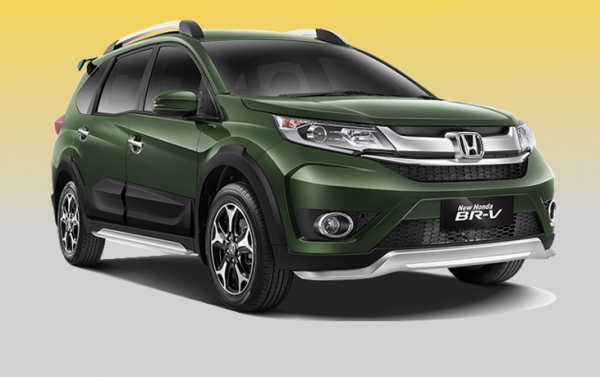 2. Honda BRV