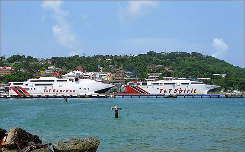 Trinidad and Tobago Ferry Chaguaramas Trinidad Caribbean ... |Trinidad And Tobago Ferries