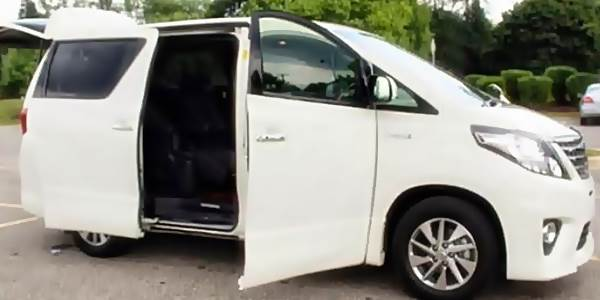 2016 Toyota Alphard Specification Release Date and Redesign