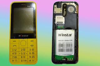 Winstar Water S15 MT6261(6160) firmware file 100% working