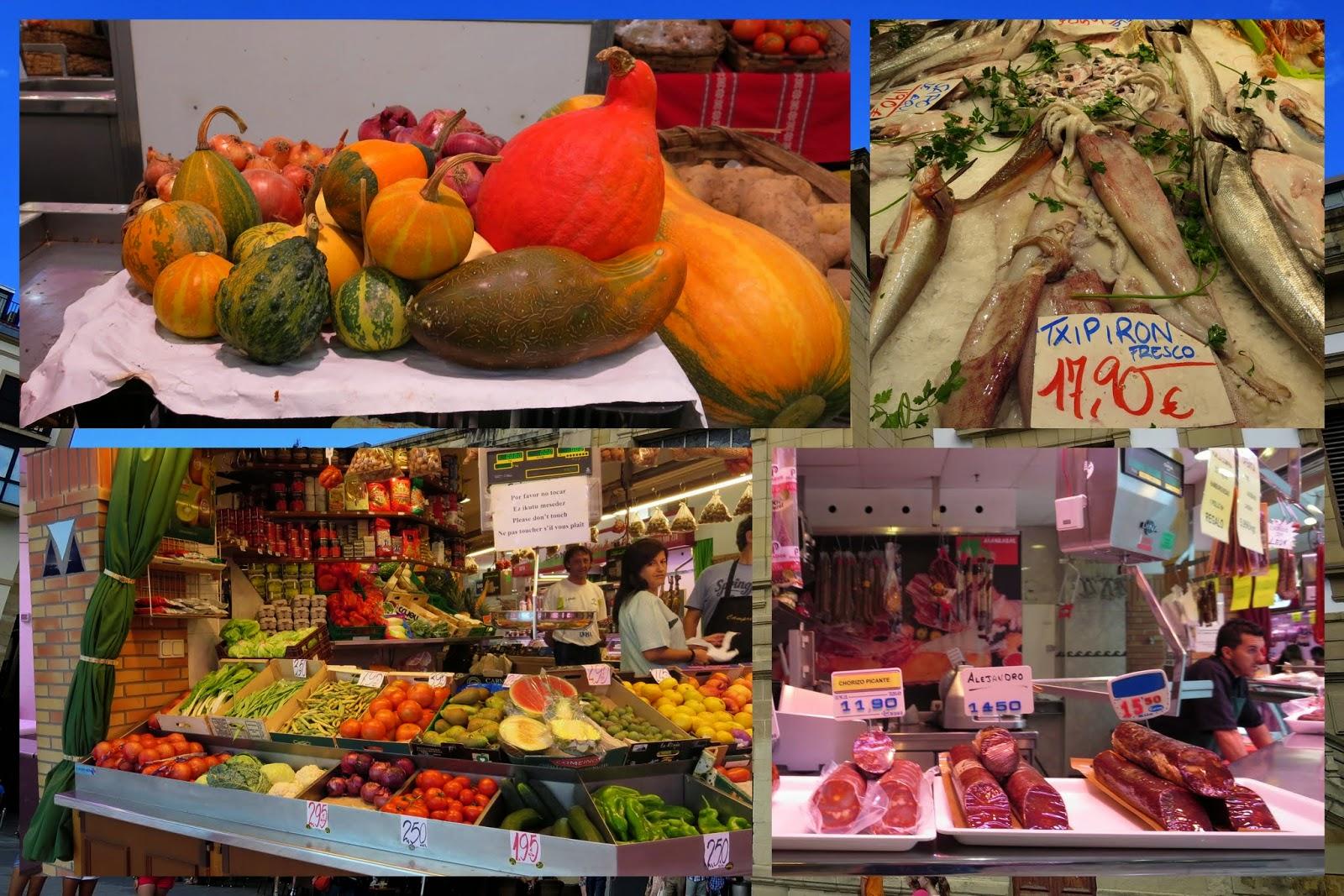 Food Halls - San Sebastian