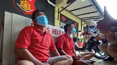 Oknum Guru SMP di Empat Lawang Dibekuk Polisi, Diduga Penajahat Kelamin