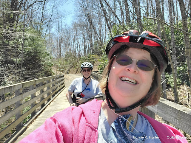 Creeping Down the Creeper Trail!