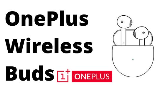 OnePlus Wireless Earbuds