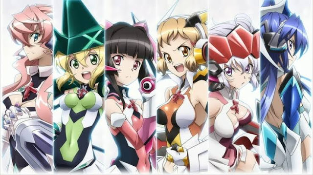 Senki Zesshou Symphogear XV Batch Episode 1 – 13 Subtitle Indonesia