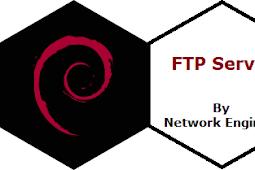 Konfigurasi FTP Server pada Linux Debian 7.8