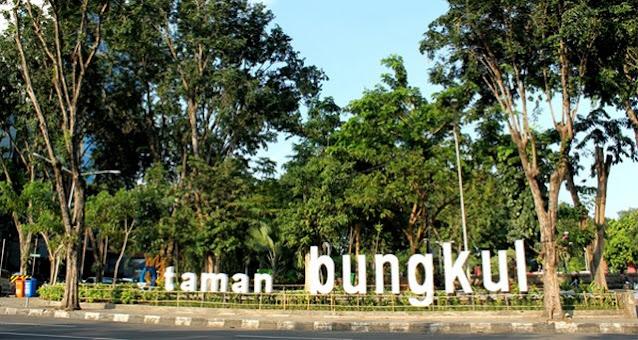 Taman Bungkul;Taman Kota di Surabaya, Pilihan Menikmati Udara Segar;Taman di Surabaya, Informasi Berbagai Taman Indah di Kota Surabaya;