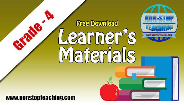 Grade 4 Learner's Materials