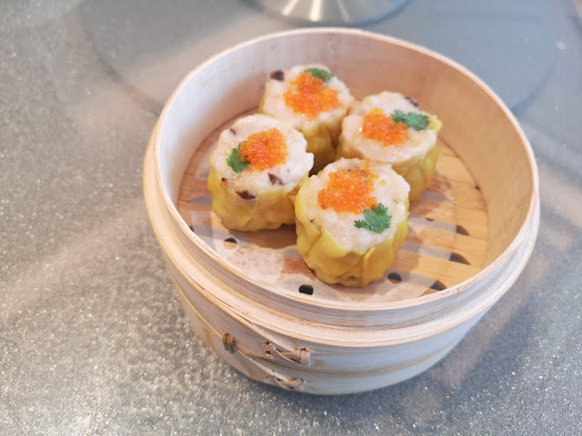 Steamed Pork Dumpling 'Siew Mai'