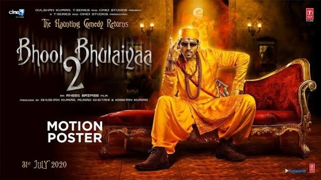 Bhool Bhulaiyaa 2 movie 2020