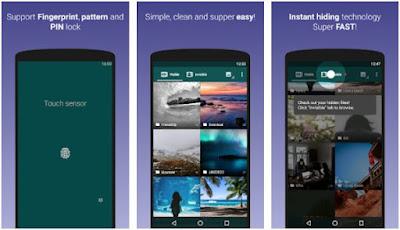 Aplikasi Pengunci Galeri di Android - 10