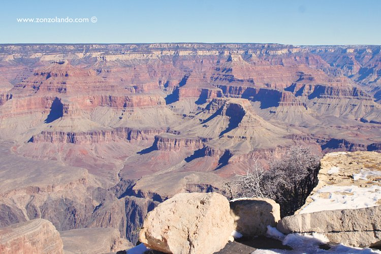 Grand Canyon cosa fare e vedere viaggio USA panorama - what to see and do travel