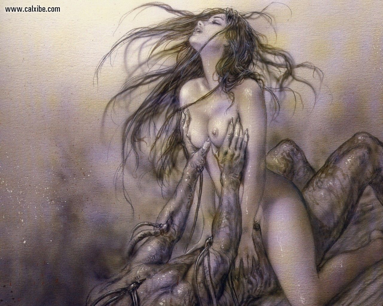image Erotic fantasy art 2 louis royo