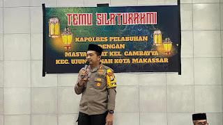 Temu Silaturahmi, AKBP Kadarislam : Tetap Patuhi Prokes dan Jangan ki Mudik