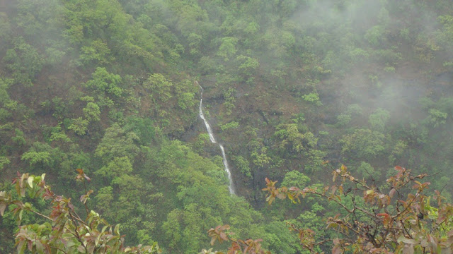 Sinhagad water fall